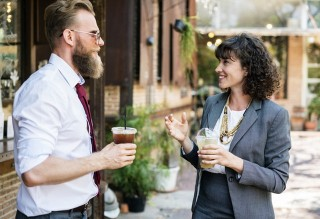 How to Make Better Small Talk