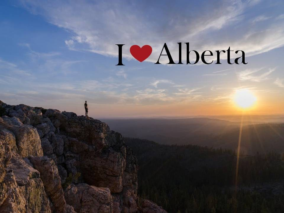5 Great Things About Alberta!